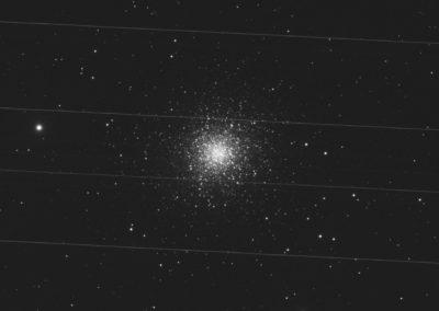 Starlink - astrophotographers nightmare? by Maciej